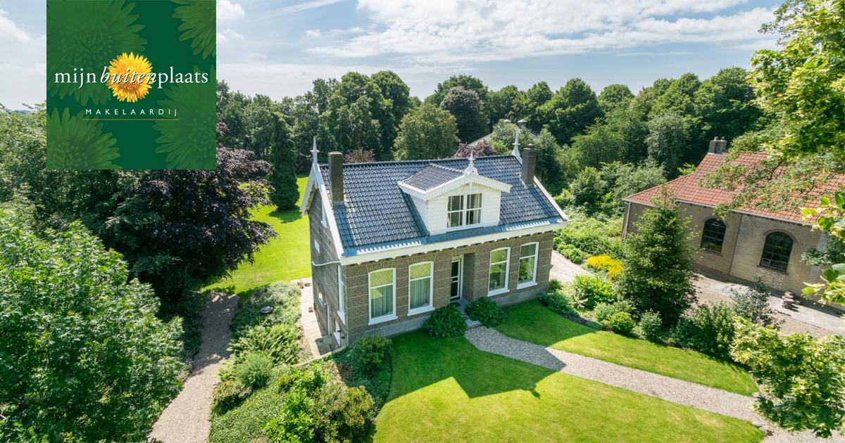 Landelijk en bijzonder wonen in friesland mijn for Mijn huis op funda